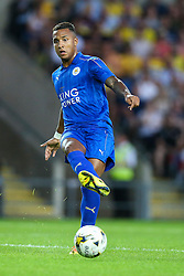 Liam Moore of Leicester City in action - Mandatory byline: Jason Brown/JMP - 19/07/2016 - FOOTBALL - Oxford, Kassam Stadium - Oxford United v Leicester City - Pre Season Friendly