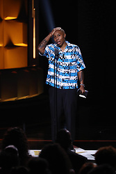 Lena Waithe at 'Black Girls Rock' in Newark New Jersey on August 26, 2018.