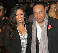 Peabo Bryson Michael Jackson 'The Life of an Icon' World Premiere, Empire Cinema, Leicester Square, London, UK, 02 November 2011:  Contact: Rich@Piqtured.com +44(0)7941 079620 (Picture by Richard Goldschmidt)