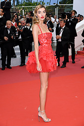 Alina Baikova attending the Oh Mercy! premiere, during the 72nd Cannes Film Festival. Photo credit should read: Doug Peters/EMPICS