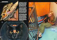 """AROUND THE WORLD"", Russia, 10/2006, Photographs by Heidi & Hans-Juergen Koch/animal-affairs.com"