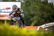 #138 (SAETAE Waranya) THA at Round 7 of the 2019 UCI BMX Supercross World Cup in Rock Hill, USA