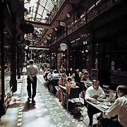 Strand arcade ground floor, Sydney, Australia (January 2006)