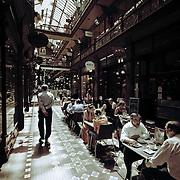 Strand arcade ground floor, Sydney, Australia (January 2006)