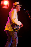 Neil Young on Les Noise tour 2011