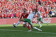 Wales v Northern Ireland 250616