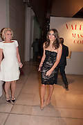 BEATRICE VINCENZINI; ELIZABETH HURLEY; Valentino: Master of Couture - private view. Somerset House, London. 28 November 2012