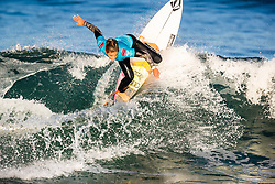 Coco Ho (HAW) will surf in Round 2 of the 2018 Roxy Pro France after placing second in Heat 2 of Round 1 in Hossegor, France.