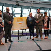 "City Hall, London, Uk, 29th June 2017. Valence Primary School, Godwin , Manor Infant School ""Gold Awards"" of the City Hall awards at the Health and education experts celebrate London's healthiest schools."
