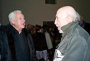 MICHAEL CRAIG-MARTIN; RICHARD HAMILTON;, Modern Moral Matters. Exhibition of work by Richard Hamilton. Serpentine. London. 2 March 2010