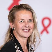 NLD/Amsterdam/20180516 - Koningspaar bij Red Ribbon Concert, Prinses Mabel
