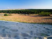 Evening falls over the Nida Dunes/Nidos Kopas, on the Curonian Spit, Lithuania