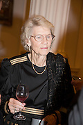 LADY BUTE; , The National Trust for Scotland Mansion House Dinner. Mansion House, London. 16 October 2013