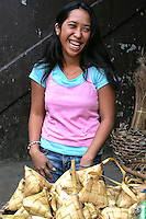 Malatapay Market Rice Packets - a place where livestock growers, local farmers and fishermen converge to sell their fresh foods. Locals take part in the market day and among themselves sometimes use the traditional Filipino barter system.  On other days of the week besides Wednesday, Malatapay is an oddly quiet place with barely a hint of activity going on. The market's exclusive mid-week-only schedule always makes it something to look forward to for everybody.