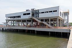 Boathouse at Canal Dock Phase II   State Project #92-570/92-674 Construction Progress Photo Documentation No. 13 on 21 Julyl 2017. Image No. 30