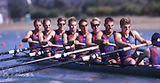 © 2000 All Rights Reserved - Peter Spurrier Sports Photo. .Tel 44 (0) 1784-440 771  .Mobile 44 (0) 973 819 551.email pictures@rowingpics.com.Sydney Olympics 2000 - Penrith Lakes, NSW...USA M8+ in the heats...Bryan Volpenheim, Robert Kaehler,.Porter Collins, Thomas Welsh,.Jeffrey Klepacki, Christian Ahrens, Garrett Miller and Pete Cipollone. .......... 2000 Olympic Regatta Sydney International Regatta Centre (SIRC) 2000 Olympic Rowing Regatta00085138.tif