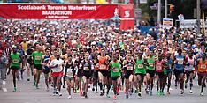 2011 Scotiabank Toronto Waterfront Marathon