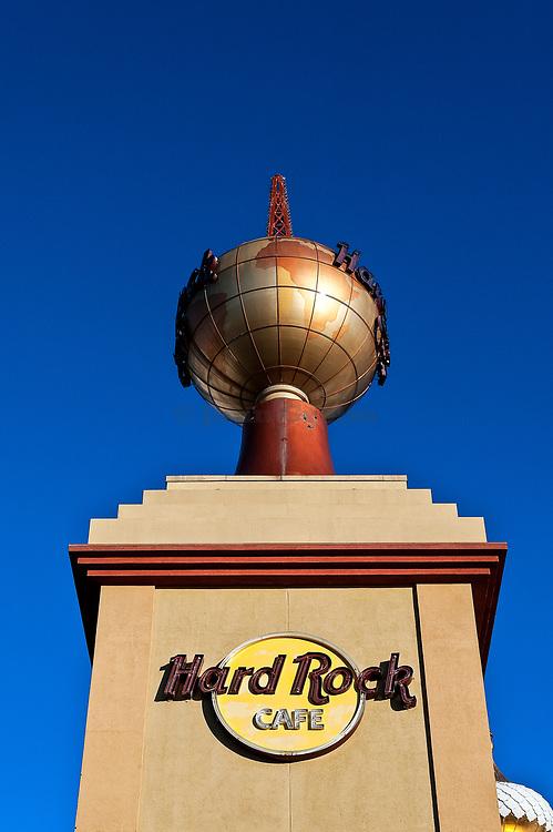 Hard Rock Cafe, Atlantic City, New Jersey, USA.