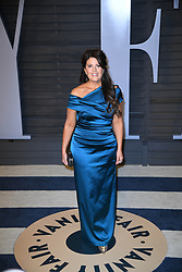 Monica Lewinsky attending the 2018 Vanity Fair Oscar Party hosted by Radhika Jones at Wallis Annenberg Center for the Performing Arts on March 4, 2018 in Beverly Hills, Los angeles, CA, USA. Photo by DN Photography/ABACAPRESS.COM