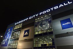 A general view of the Cardiff City stadium prior to the Sky Bet Championship game against local rivals Bristol City - Mandatory byline: Dougie Allward/JMP - 07966 386802 - 26/10/2015 - FOOTBALL - Cardiff City Stadium - Cardiff, Wales - Cardiff City v Bristol City - Sky Bet Championship