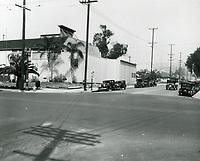 1935 Amalgamated Studios at Sunset & Gower