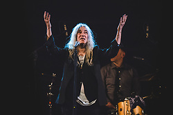 May 6, 2017 - Torino, Torino, Italy - Patricia Lee ''Patti'' Smith is an American singer-songwriter, poet, and visual artist who became an influential component of the New York City punk rock movement with her 1975 debut album Horses. Called the ''punk poet laureate'', Smith fused rock and poetry in her work. Her most widely known song is ''Because the Night'', which was co-written with Bruce Springsteen. (Credit Image: © Alessandro Bosio/Pacific Press via ZUMA Wire)