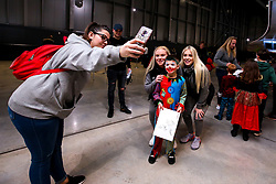 Bristol Sport host a Halloween Party for members at Aerospace Bristol - Mandatory by-line: Robbie Stephenson/JMP - 29/10/2019 - SPORT - Aerospace Bristol - Bristol, England - Bristol Sport Halloween Members Event
