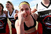VWFL St Kilda Sharks are victorious, Melbourne