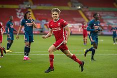 2021-04-30 Liverpool U18 v Arsenal U18