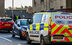Police incident, Linlithgow, 3 February 2020