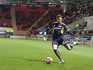 Rotherham United v Oxford United 070117