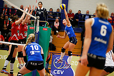 20151125 BEL: Volleybal: Asterix Kieldrecht - Sliedrecht Sport, Beveren
