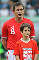 30.05.2010, UPC Arena, Graz, AUT, WM Vorbereitung, Japan vs England, im Bild Frank Lampard, England, EXPA Pictures © 2010, PhotoCredit: EXPA/ S. Zangrando / SPORTIDA PHOTO AGENCY