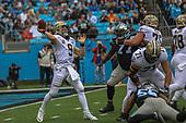 NFL-New Orleans Saints at Carolina Panthers-Dec 29, 2019