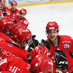 20211012: SLO, Ice Hockey - Slovenian National Championship 2021/22, HDD Jesenice vs HK SZ Olimpija