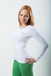 Karolina Askerc na izboru za Miss Sporta Slovenije 2014, on January 14, 2014 in Ljubljana, Slovenia. Photo by Vid Ponikvar / Sportida