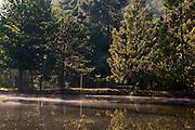 Santa Leopoldina_ES, Brasil...Lago na pousada Gastholf em Santa Leopoldina...The lake of Gastholf hotel in Santa Leopoldina...Foto: LEO DRUMOND / NITRO