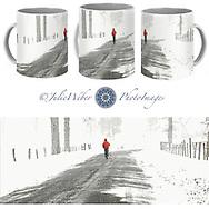 Coffee Mug Showcase 14 - Shop here:  https://2-julie-weber.pixels.com/featured/red-julie-weber.html