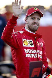 November 2, 2019, Austin, United States of America: Motorsports: FIA Formula One World Championship 2019, Grand Prix of United States, .#5 Sebastian Vettel (GER, Scuderia Ferrari Mission Winnow) (Credit Image: © Hoch Zwei via ZUMA Wire)