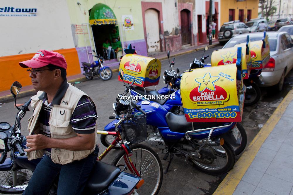 restaurant in nicaragua