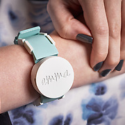 Emma watch to control Parkinson's tremors. Shot for Microsoft