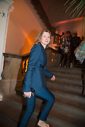 FRANCES OSBORNE, Gala Opening of RA Now. Royal Academy of Arts,  8 October 2012.