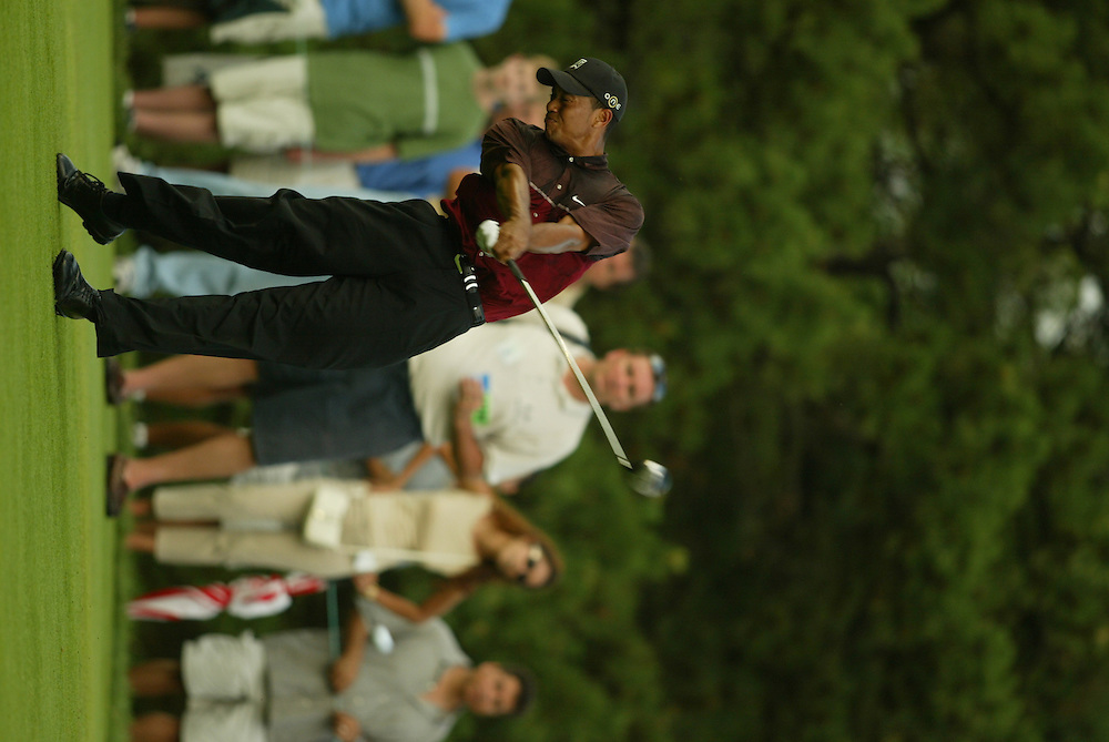 Tiger Woods..2003 Western Open..Fourth Round..Cog Hill CC..Lemont, IL..Sunday, July 6  2003..photograph by Darren Carroll