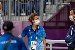Van Der Vorm Annemiek<br /> Olympic Games Tokyo 2021<br /> © Hippo Foto - Dirk Caremans<br /> 07/08/2021