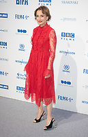Kristin Scott Thomas at the 22nd British Independent Film Awards, Roaming Arrivals, Old Billingsgate, London, UK - 01 Dec 2019