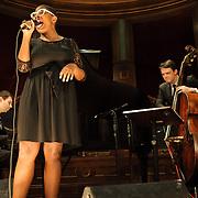 Ertegun Jazz Series at the Embassy of Turkey - December 2012 (Photos by Kyle Gustafson)