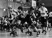 2014.04.26 | Rollerderby: Harbour Girls - Kopenhagen