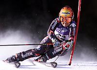 Alpint: Verdenscup WC. 28.12.2001 Lienz, Østerreich,<br />Die Schweizerin Lilian Kummer bei ihrem Sieg am Freitag (28.12.2001) beim Ski Alpin Weltcup Riesenslalom der Damen im Østerreichischen Lienz. <br /><br />Foto: Digitalsport