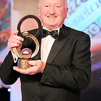 13 November 2010; Johnny Hayes, Clare, who was presented with the Hall of Fame award at the O'Neills TG4 Ladies Football All-Star Awards 2010, Citywest Hotel, Saggart, Co. Dublin. Picture credit: Brendan Moran / SPORTSFILE *** NO REPRODUCTION FEE ***