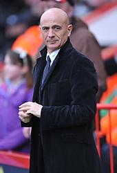 Watford Manager, Giuseppe Sannino - Photo mandatory by-line: Alex James/JMP - Tel: Mobile: 07966 386802 18/01/2014 - SPORT - FOOTBALL - Goldsands Stadium - Bournemouth - Bournemouth v Watford - Sky Bet Championship